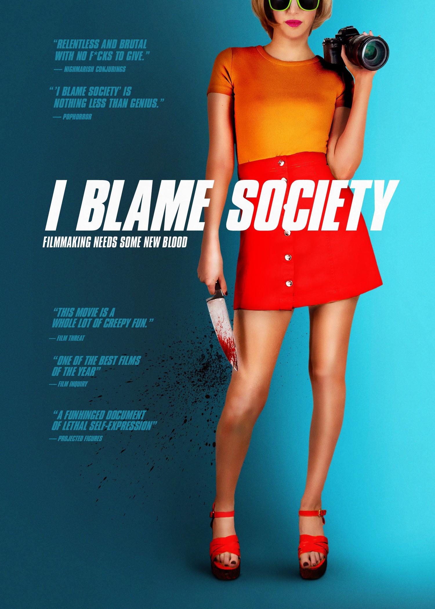 I Blame Society - main image